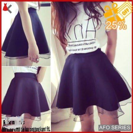 AFO389 Model Fashion Rok Monic Modis Murah BMGShop