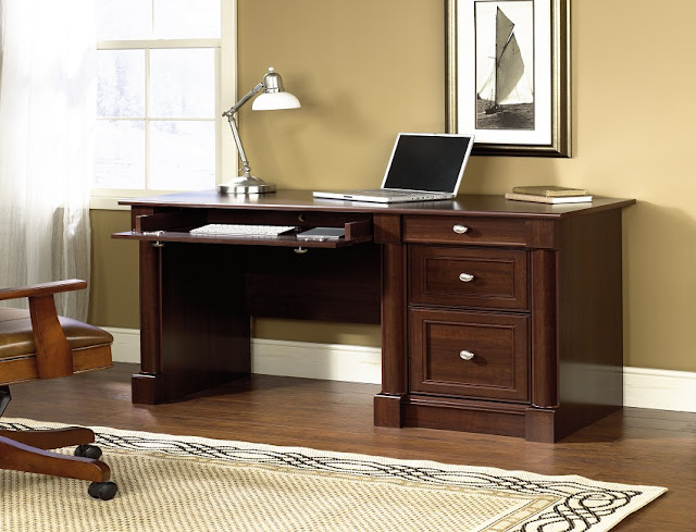 buy cheap home office desk with drawers for sale