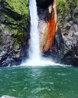 tempat wisata di luwu utara air terjun sarambu alla'