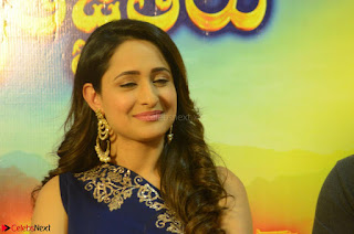 Pragya Jaiswal in beautiful Blue Gown Spicy Latest Pics February 2017 123.JPG