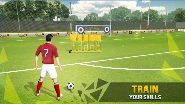 Soccer Star 2016 World League v3.1.0 APK MOD Unlimited Money And Energy + No ads For Android Download