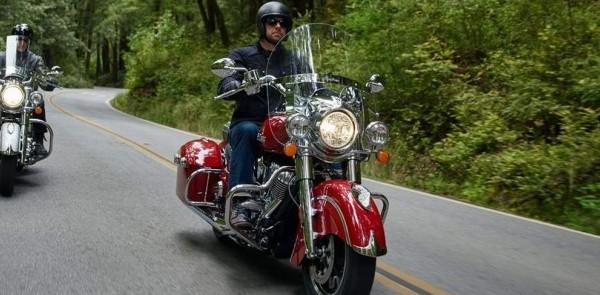 Indian Springfield Road King Bike 2017