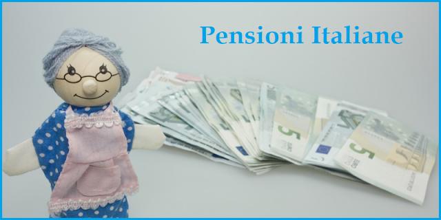 Statistiche: Pensioni italiane più basse in Europa