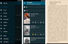 ReadEra: app que permite leer libros electrónicos (e-books) y visualizar documentos en diferentes formatos (Android)