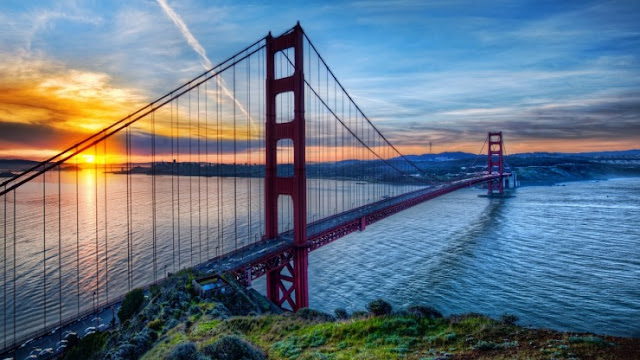 Pergi ke San Francisco