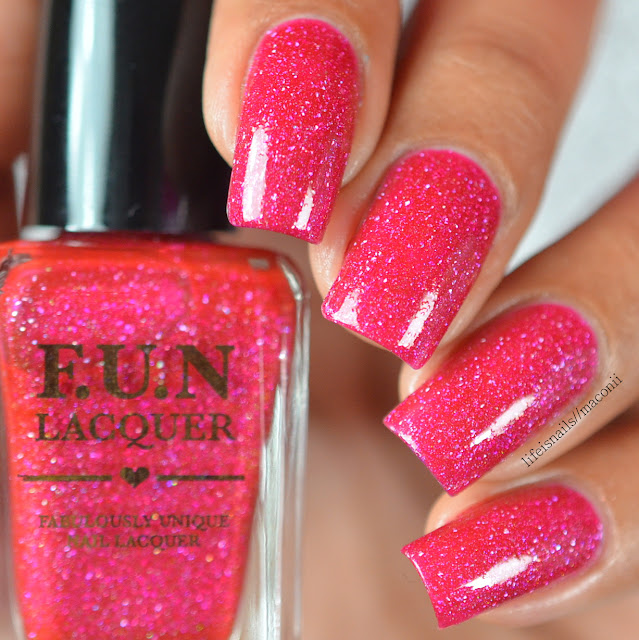 Fun lacquer just dance