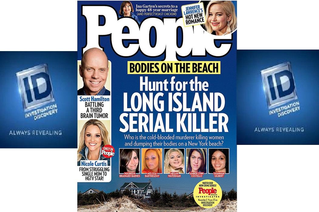 People Magazine Long Island Serial Killer