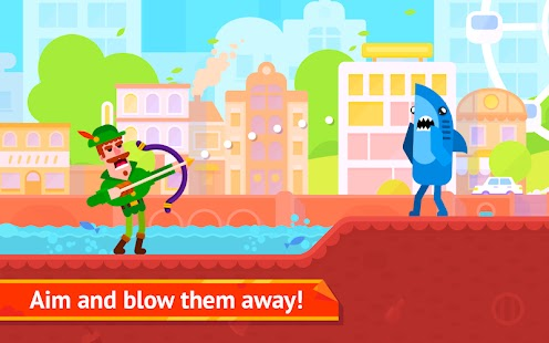 Bowmasters Apk Mod Free on Android Game Download