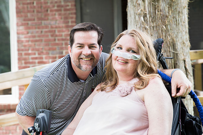 living with als today s woman