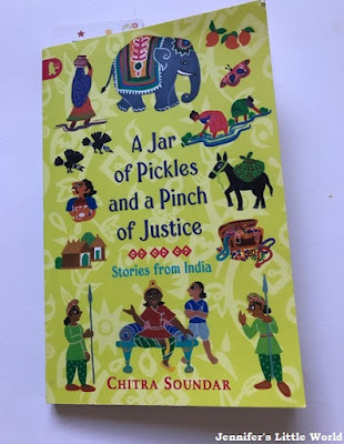 Book review - A jar of pickles and a pinch of justice