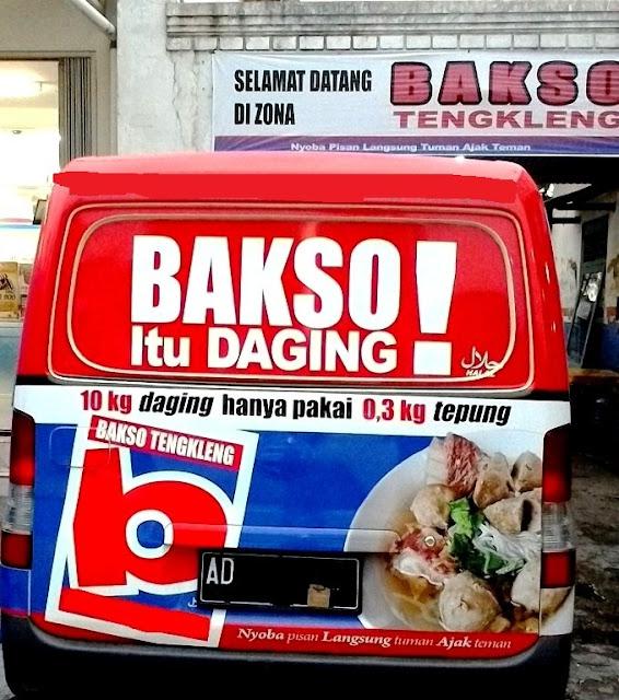 Bakso tanpa MSG