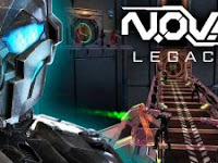 Free Download N.O.V.A. Legacy APK MOD Offline Unlimited Money V.5.1.3