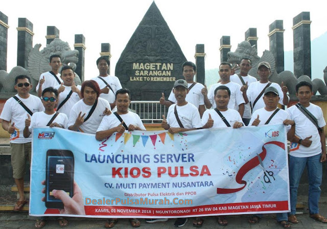 DealerPulsaMurah.Com Bisnis Agen Kios Pulsa Elektrik Online Termurah Jakarta Tangerang