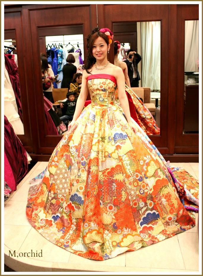 Gallery For > Japanese Inspired Wedding Dresses