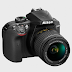 نيكون تعلن عن كاميرا DSLR الجديدة D3400 مع ميزة نقل الصور عبر البلوتوث