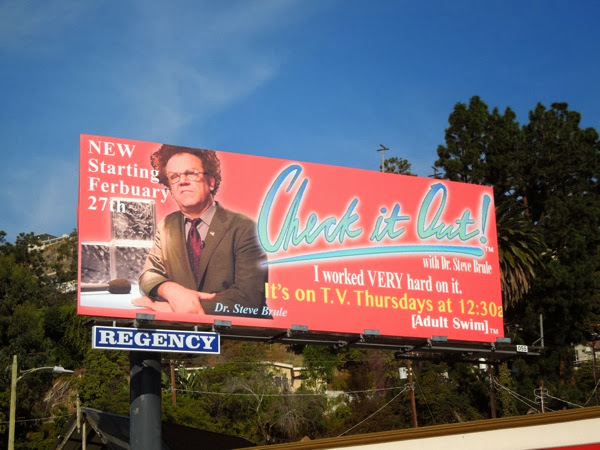 Check it out season 3 billboard