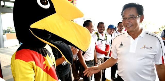 Kerajaan Cuba Bersikap Adil Dalam Pengagihan Insentif Kepada Atlet SUKMA Sarawak