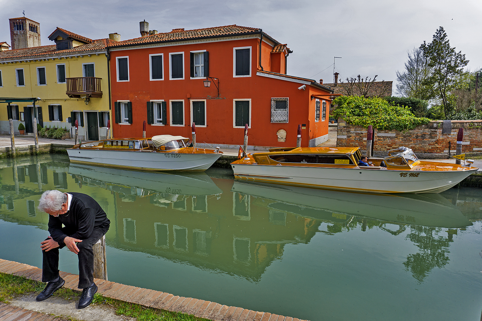 Torcello Venice Italy