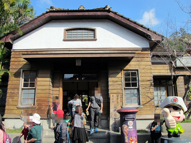 百年郵局老郵局