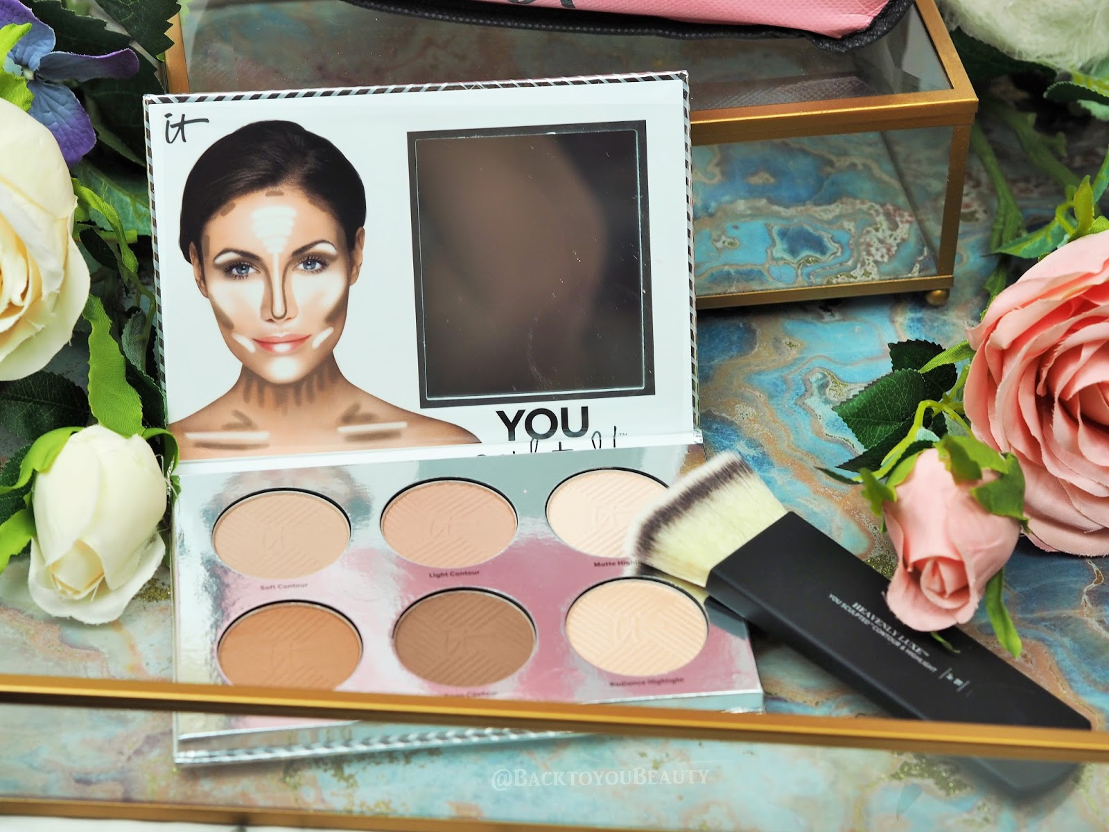 It Cosmetics Contour Palette