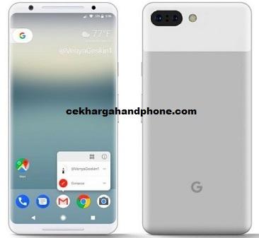 Smartphone Terbaru Google Pixel 3 dan 3XL