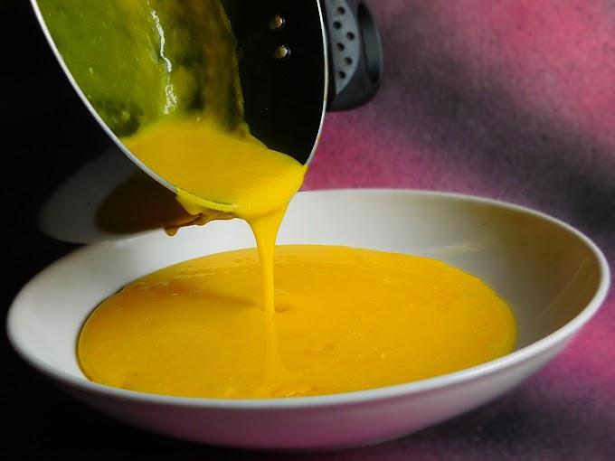 Pomarančna krema - slaščičarska osnova