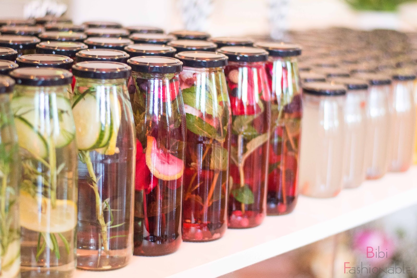 Wir Entdeckerinnen Beauty Blogger Event by dm Infused Water