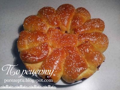 рецепт пирожков в духовке