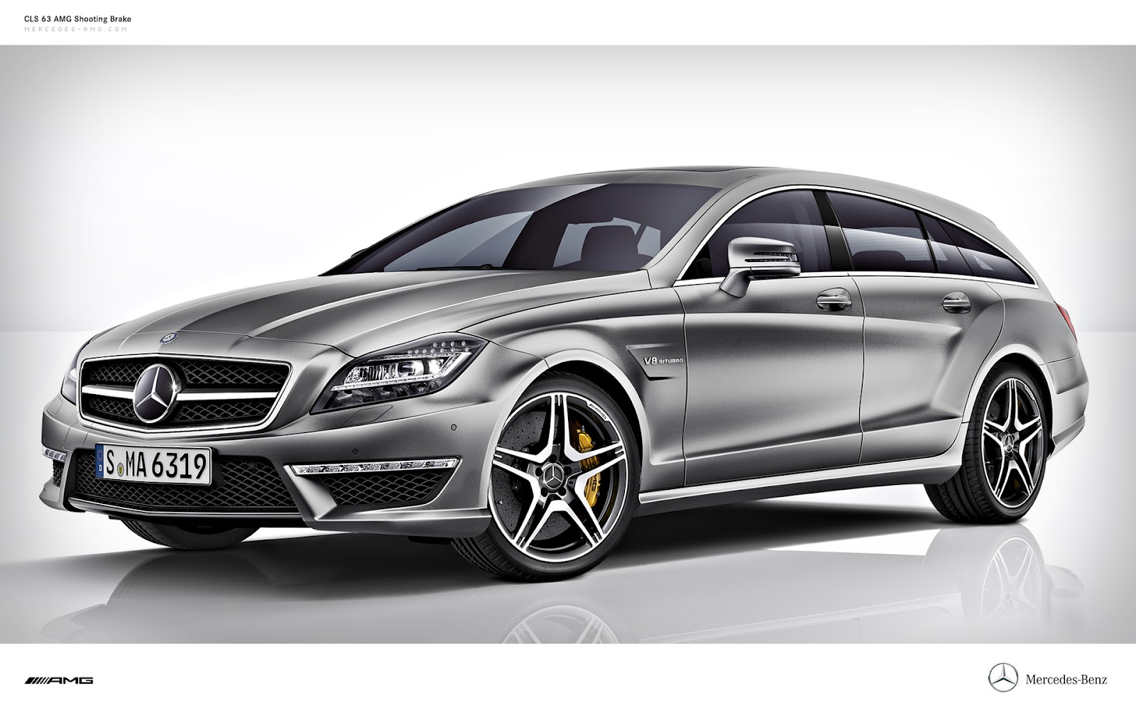our dream cars 2013 mercedes benz cls 63 amg shooting brake. Black Bedroom Furniture Sets. Home Design Ideas