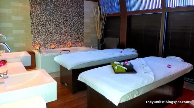 theSPA, Traders Hotel, Kuala Lumpur,