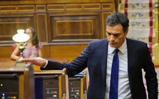 Política española actual y la altura de miras