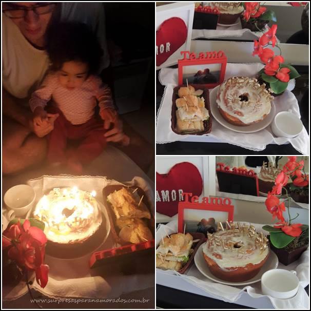 aniversário do marido