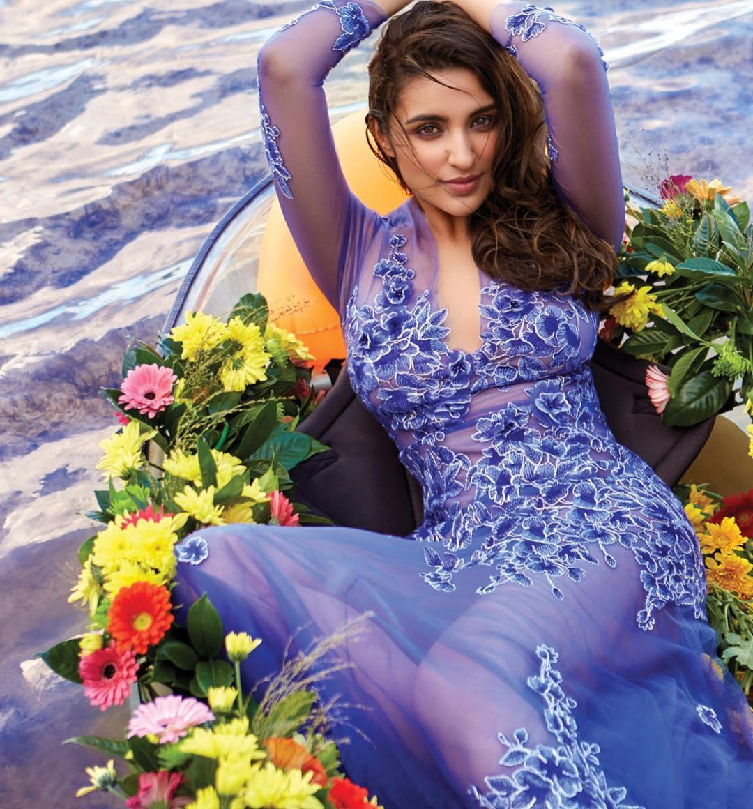 Parineeti Chopra L'Officiel India Magazine July 2016 Pics