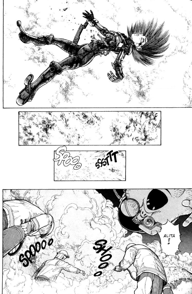 Battle Angel Alita chapter 22 trang 47
