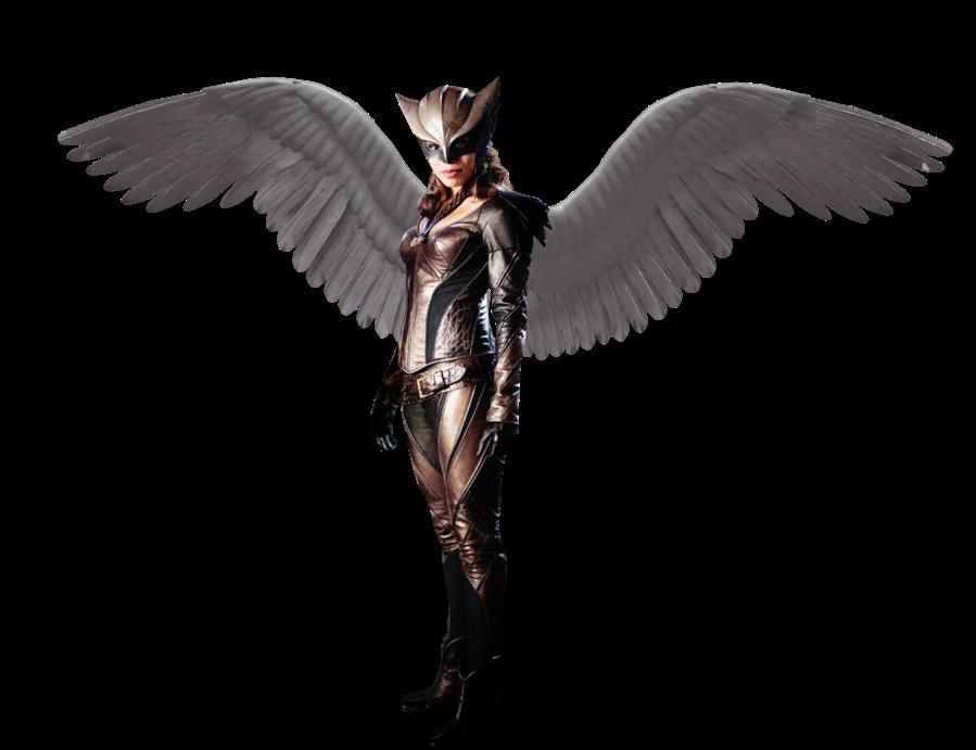 PNG Mulher Gavião (LoT, Hawkgirl, Legends Of Tomorrow