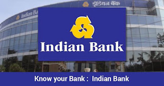Indian Bank Call Letters 2018 / Specialist Officers (SO) Post: