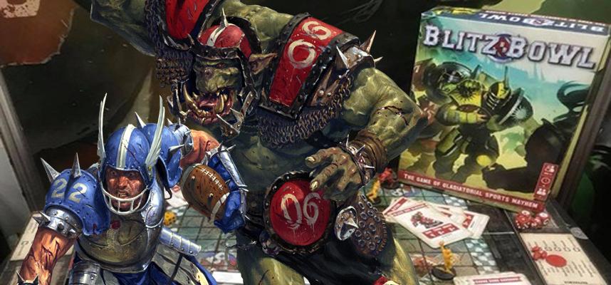 Post in un minuto recensione news di blood bowl e - Blood bowl gioco da tavolo recensione ...