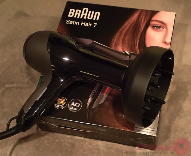 Braun Satin-Hair 7 SensoDryer