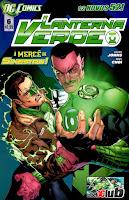 Os Novos 52! Lanterna Verde #6