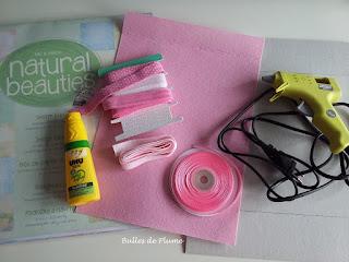 Bulles de Plume - DIY Boîte accessoires à cheveux