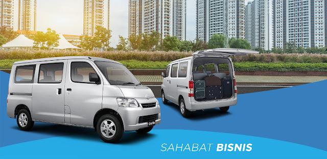 Daihatsu Granmax Minibus Cirebon