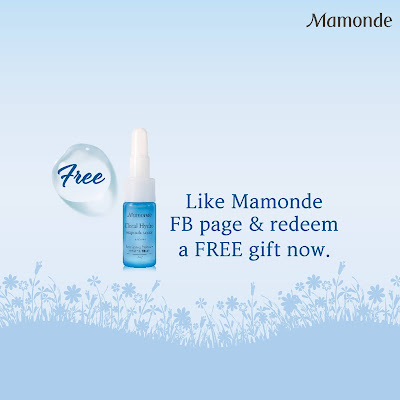 Mamonde Malaysia Free Gift Redemption