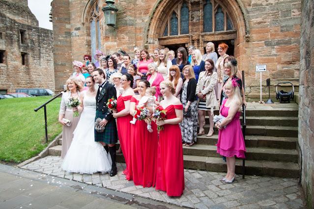 Linlithgow-Matrimonio scozzese