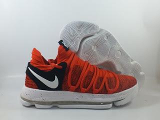 Nike KD 10 - University Red