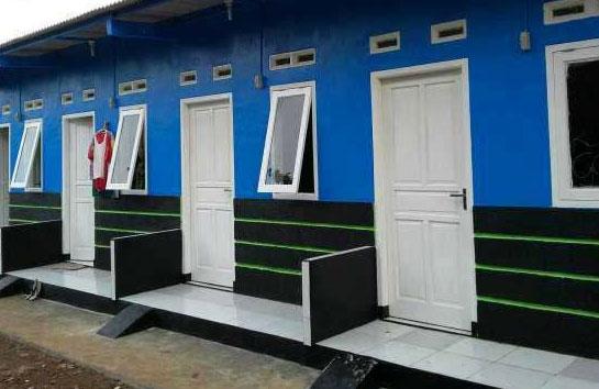 Kontrakan Petak Murah Kawasan Industri Tlajung Bogor
