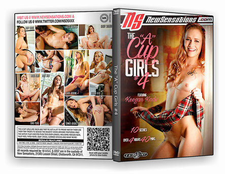 CAPA DVD – The A Cup Girls 4 xxx 2019 – ISO