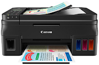 Canon G4400 Setup Printer