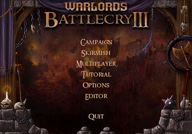 [Game]  Warlords Battlecry III