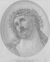 9. Portrait of Christ Done with a Single Pen Stroke (1884)