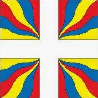 Hallwyl Infanterie Ordonnance Flag